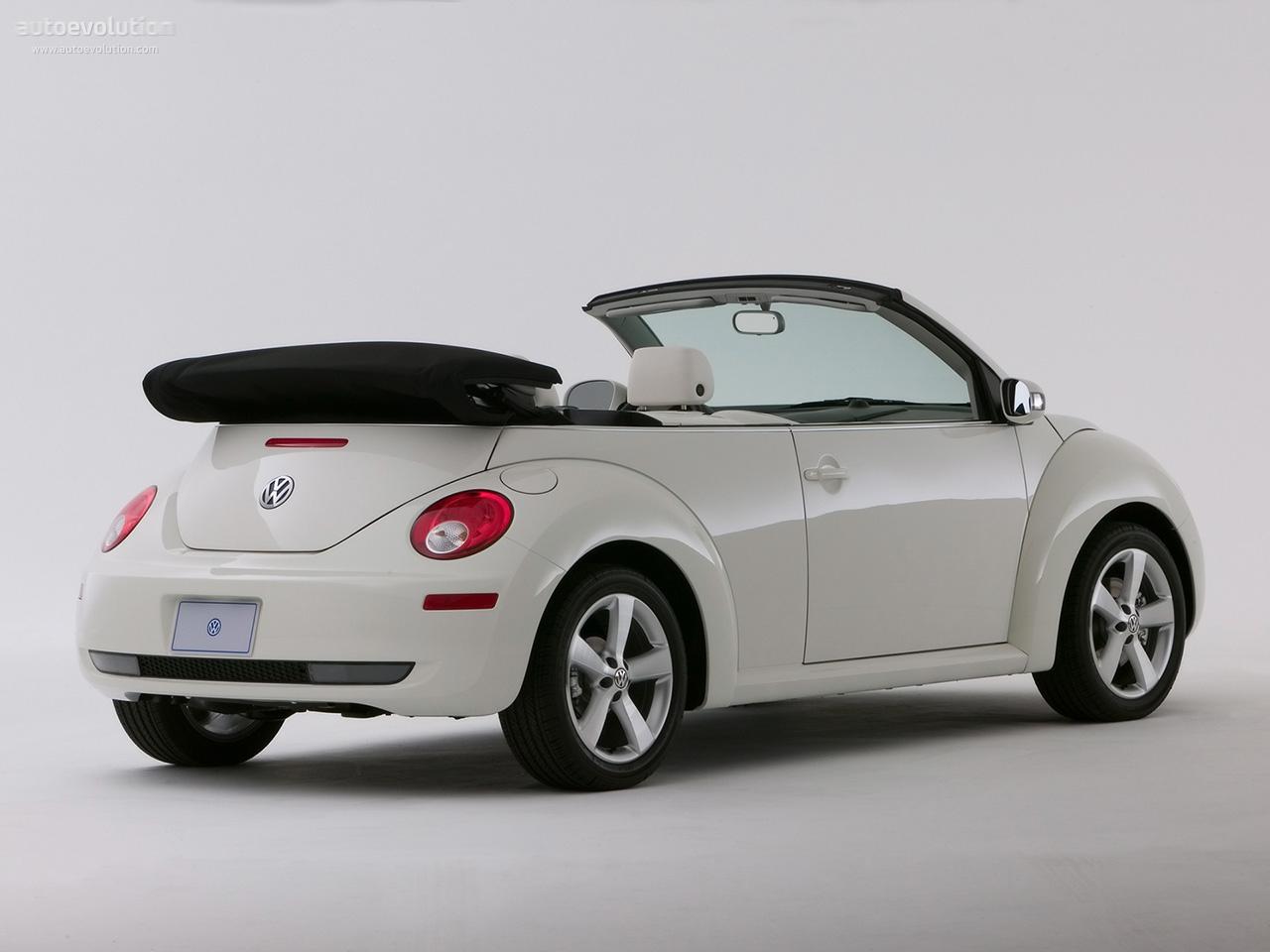 VOLKSWAGEN Beetle Cabrio - 2005, 2006, 2007, 2008, 2009, 2010 - autoevolution