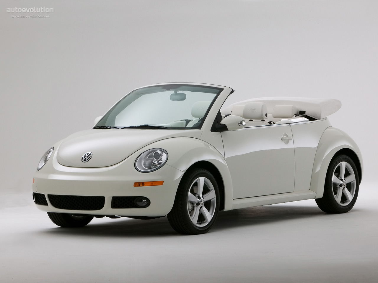 Volkswagen Beetle Cabrio Specs Photos 2005 2006 2007
