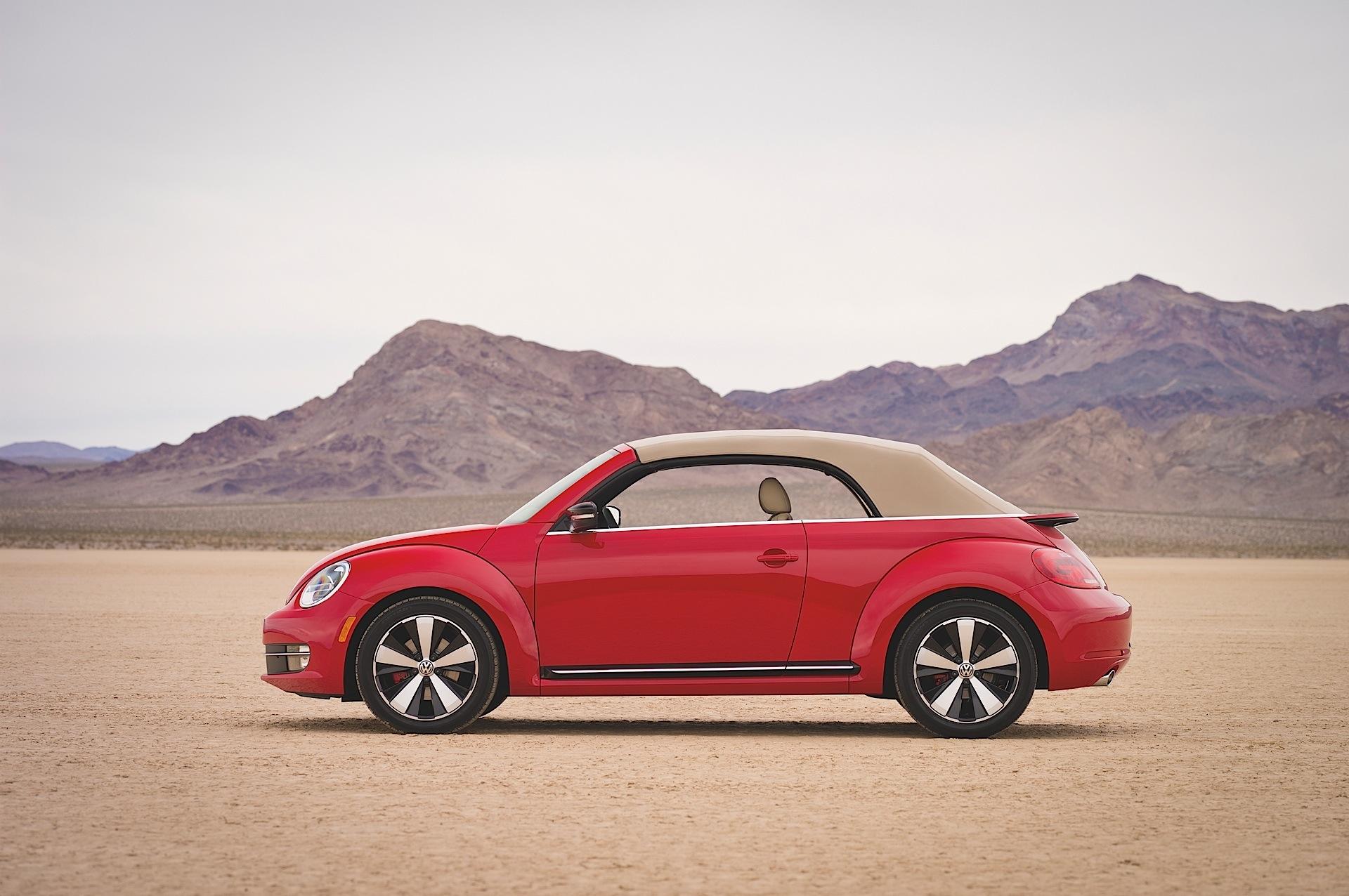 Volkswagen Beetle Cabriolet Specs Photos 2013 2014 2015 2016 Autoevolution