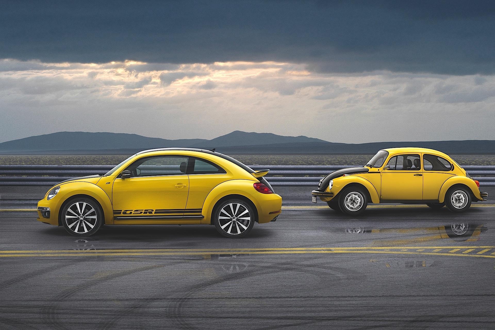 VOLKSWAGEN Beetle GSR specs & photos - 2013, 2014 - autoevolution