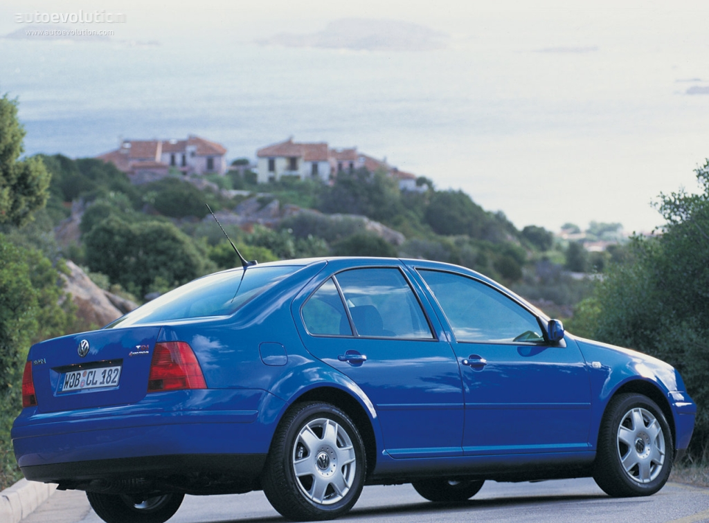 VOLKSWAGEN Bora specs & photos - 1998, 1999, 2000, 2001, 2002, 2003, 2004, 2005 - autoevolution