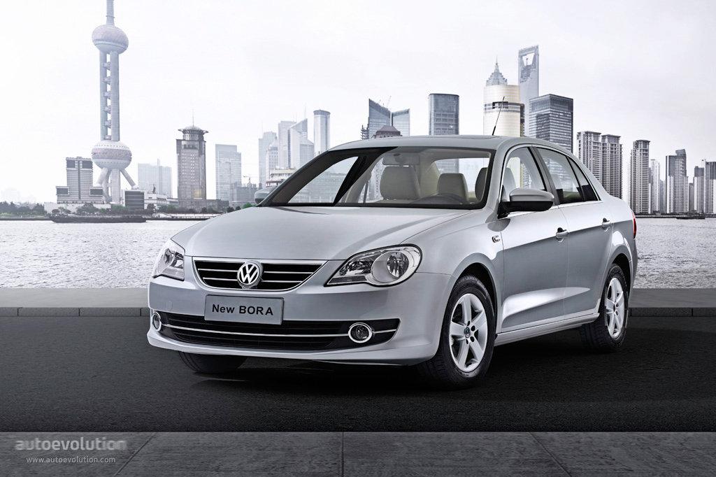 Volkswagen Bora China Specs 2008 2009 2010 2011