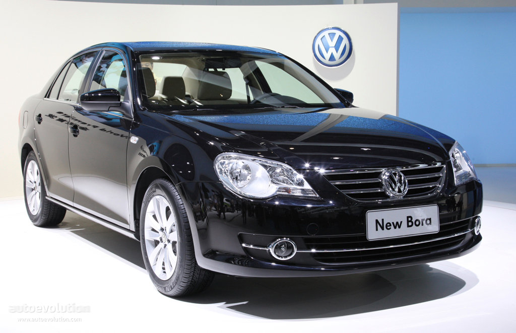 Volkswagen Bora China Specs 2008 2009 2010 2011