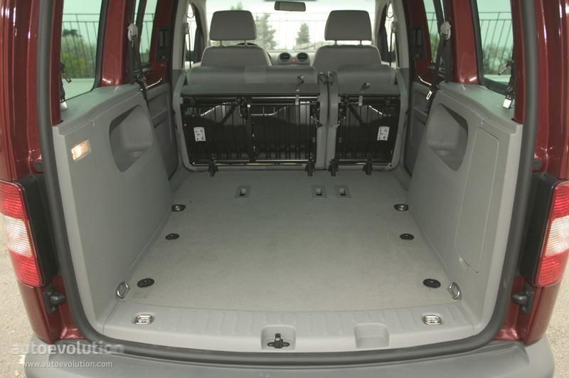 Volkswagen Caddy Specs 2005 2006 2007 2008 2009