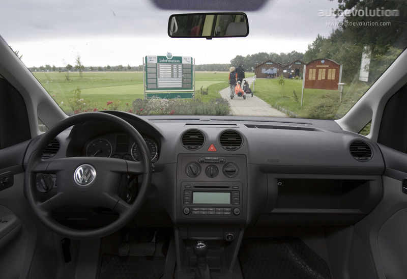 Volkswagen Caddy 2005 2006 2007 2008 2009 2010