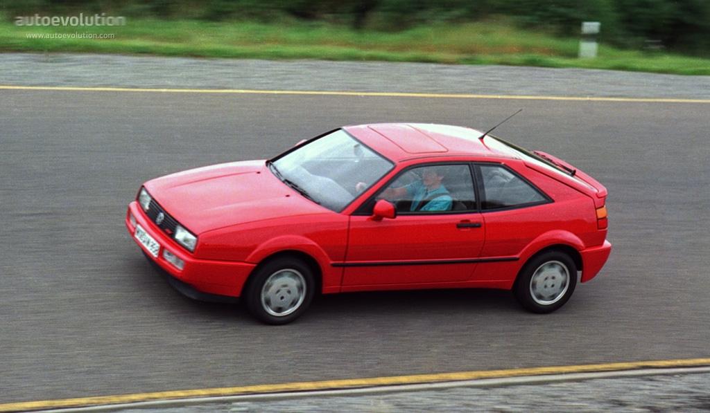 VOLKSWAGEN Corrado specs - 1989, 1990, 1991, 1992, 1993 ...