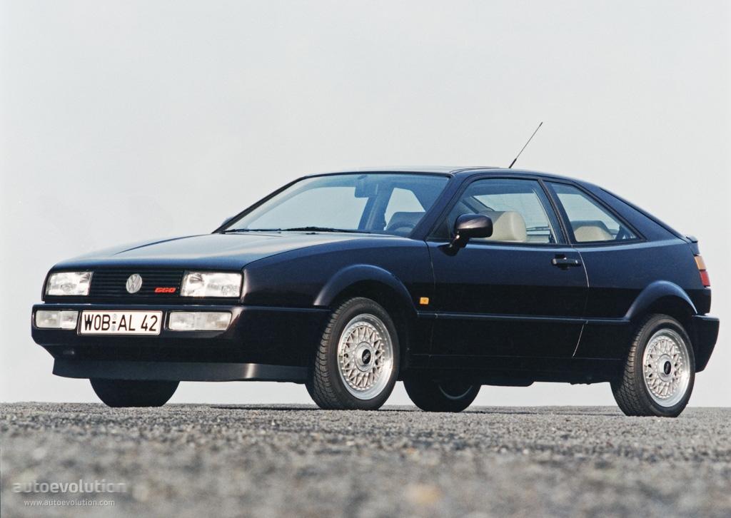 VOLKSWAGEN Corrado specs & photos - 1989, 1990, 1991, 1992, 1993, 1994, 1995 - autoevolution