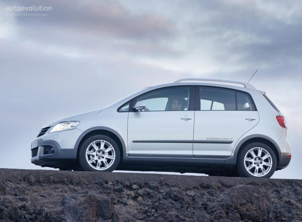 VW Golf Cross