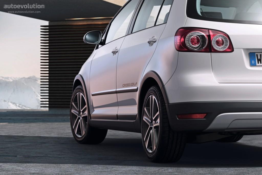 Volkswagen Crossgolf Specs Photos 2010 2011 2012 2013 2014