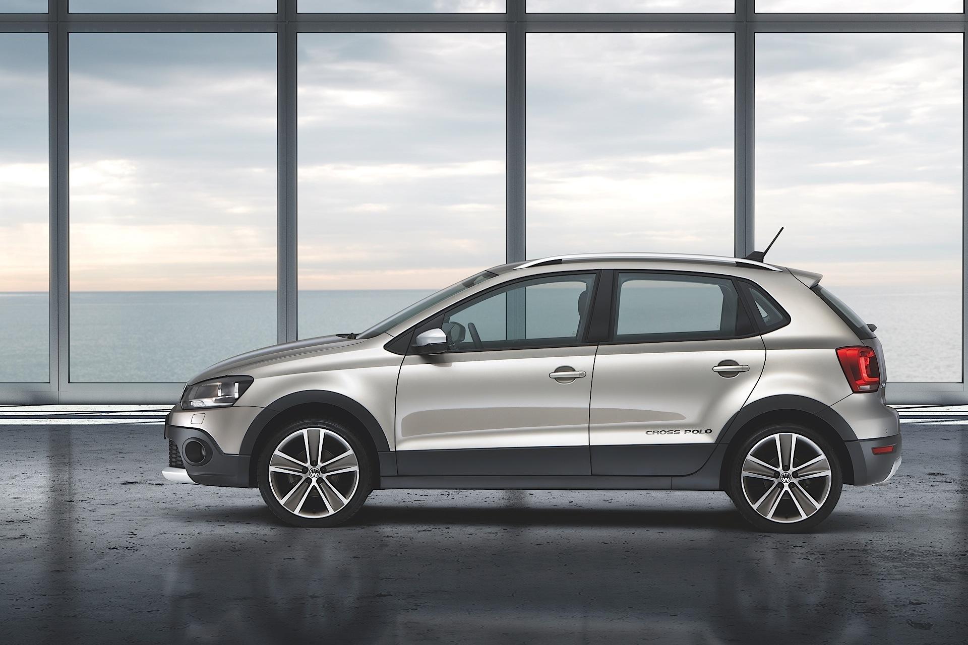 Volkswagen Crosspolo 2010 2011 2012 2013 2014 2015