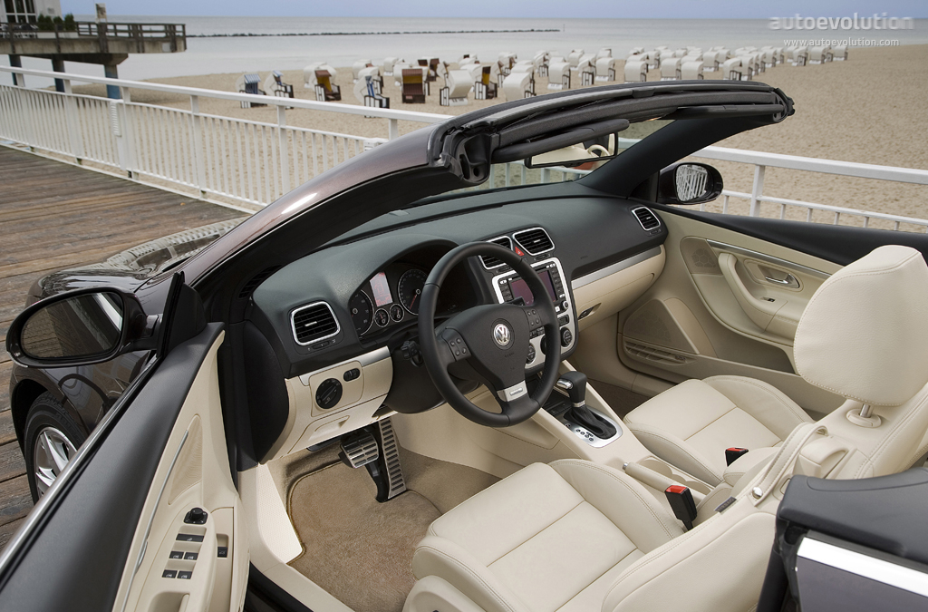 VOLKSWAGEN Eos specs & photos - 2006, 2007, 2008, 2009 ...