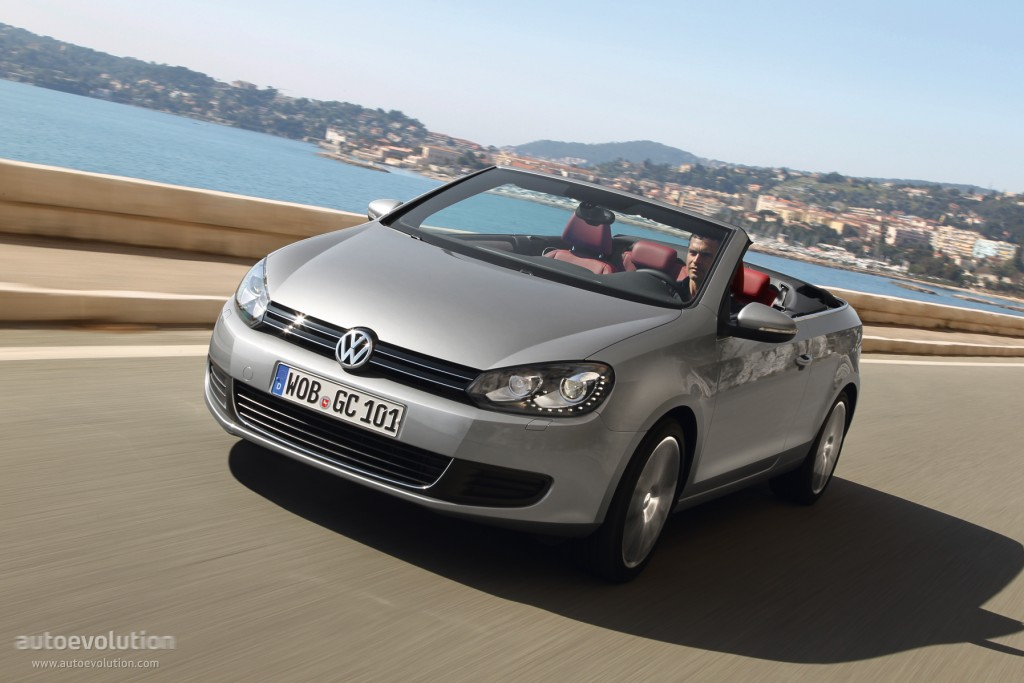 volkswagen golf vi cabrio specs 2011 2012 2013 2014 2015 autoevolution. Black Bedroom Furniture Sets. Home Design Ideas
