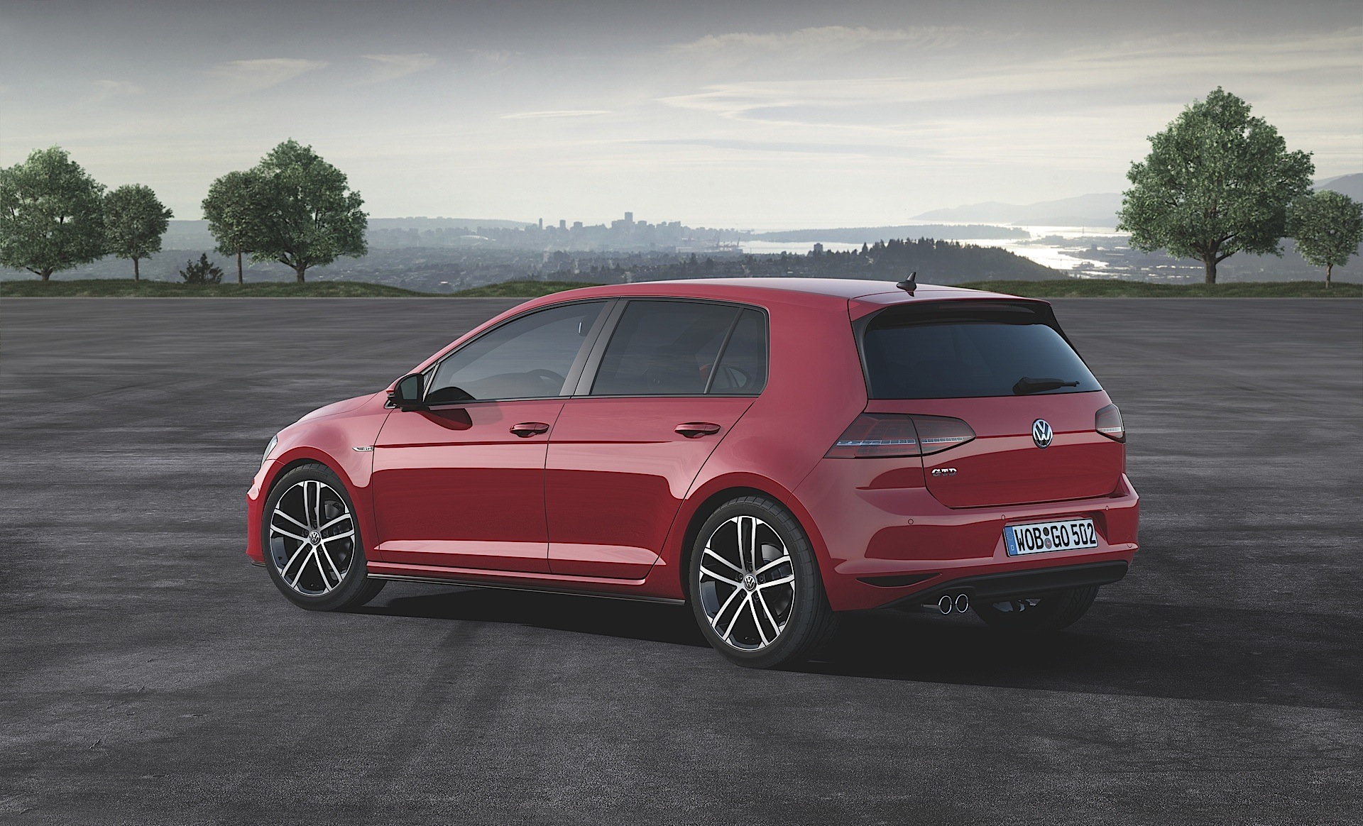 volkswagen golf gtd 5 doors specs photos 2013 2014 2015 2016 2017 autoevolution. Black Bedroom Furniture Sets. Home Design Ideas
