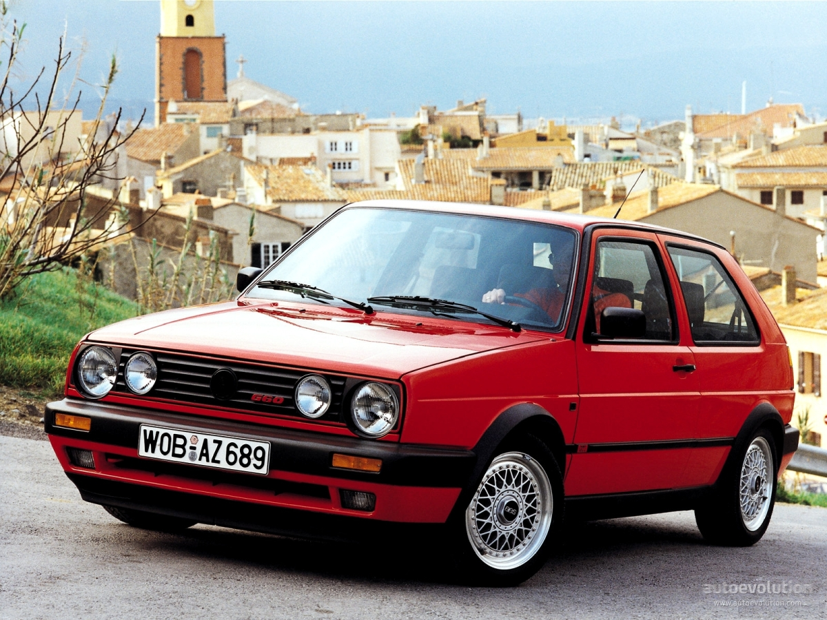 Volkswagen Golf Ii Gti 3 Doors 1984 on 1990 acura 2 door