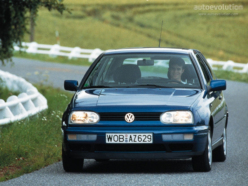 Volkswagen Golf Iii 3 Doors Specs Photos 1991 1992 1993 1994