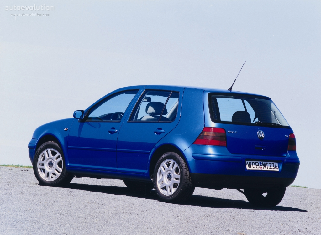 volkswagen golf iv 5 doors specs 1997 1998 1999 2000. Black Bedroom Furniture Sets. Home Design Ideas