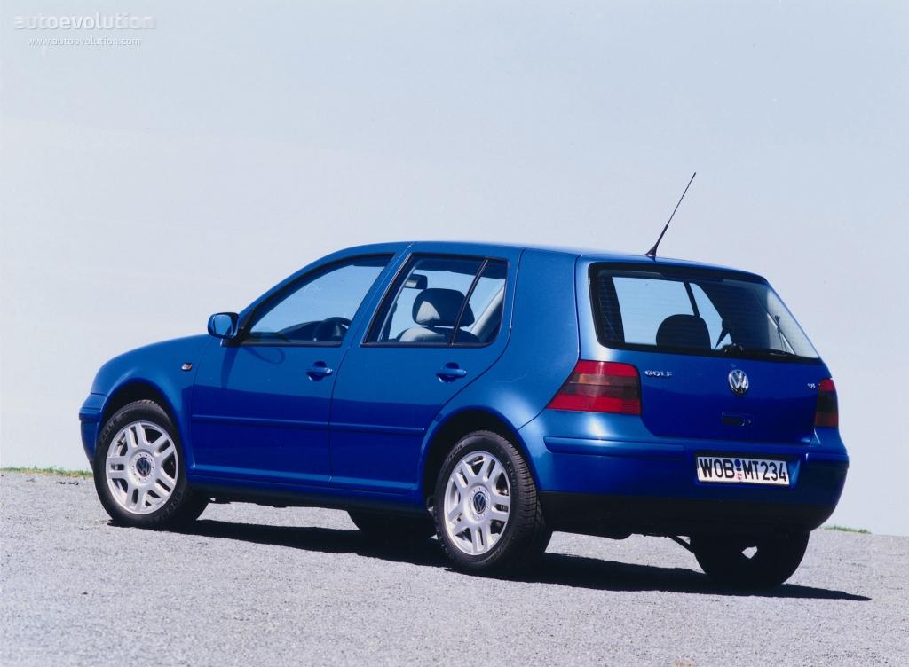 volkswagen golf 4 1.4 2000
