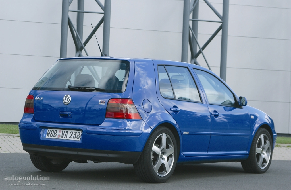VOLKSWAGEN Golf IV 5 doors specs & photos - 1997, 1998, 1999, 2000, 2001, 2002, 2003 - autoevolution