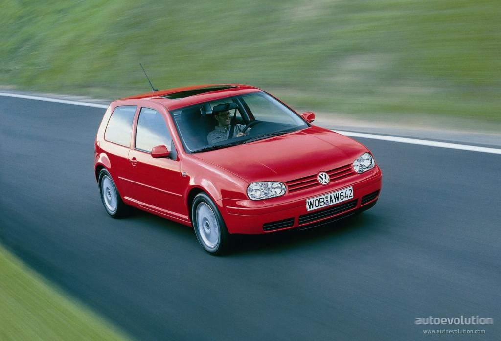 Volkswagen Golf Iv 3 Doors 1997 2003