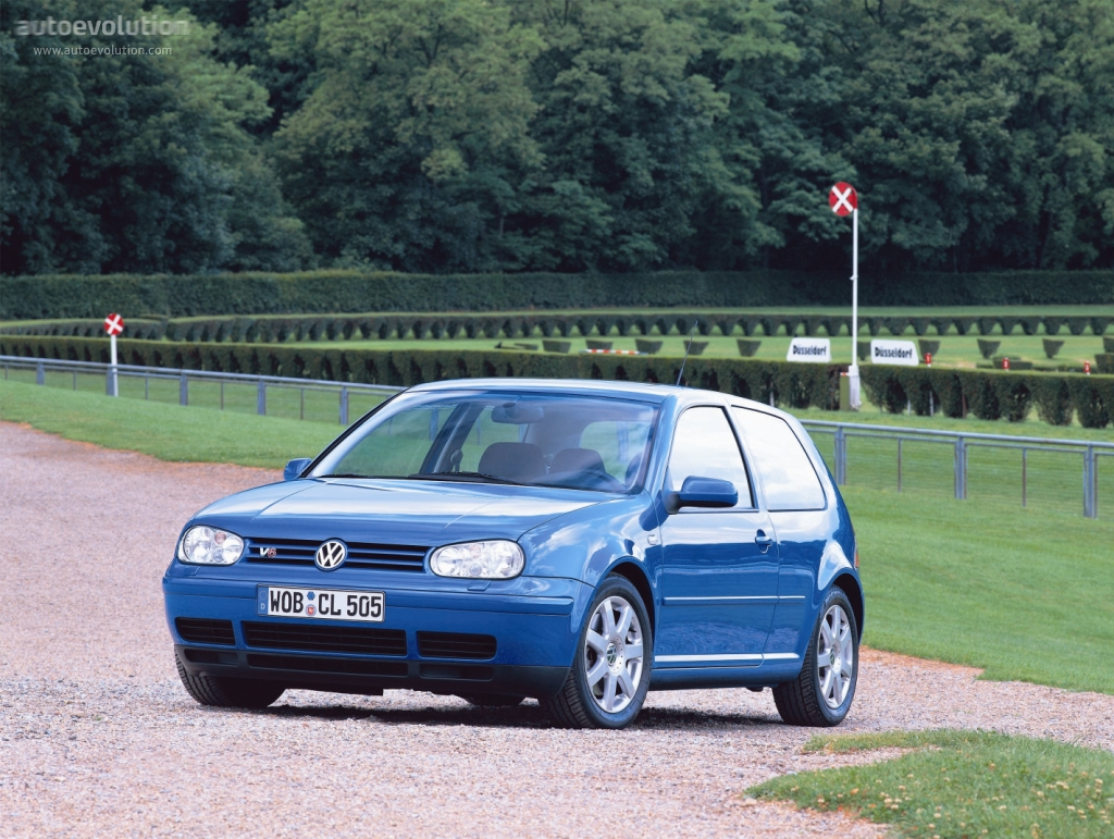 volkswagen golf iv 3 doors 1997 2003