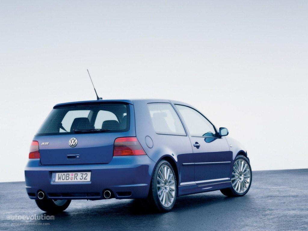 volkswagen golf iv r32 specs photos 2002 2003 2004 autoevolution. Black Bedroom Furniture Sets. Home Design Ideas
