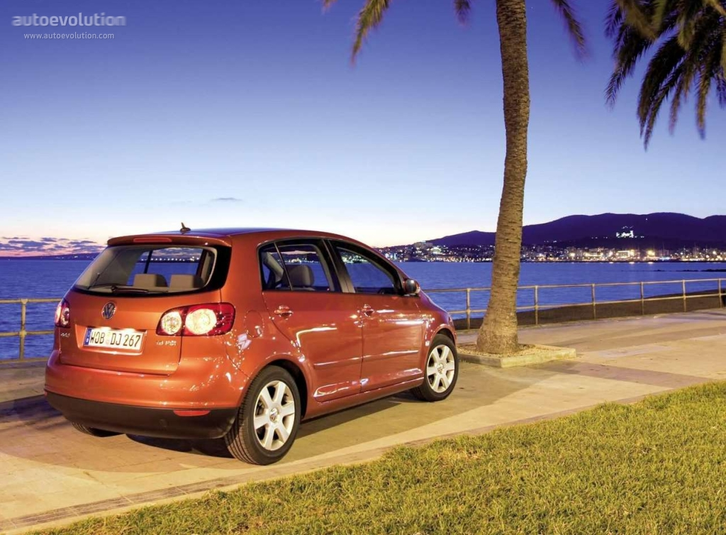 volkswagen golf plus specs 2005 2006 2007 2008 autoevolution. Black Bedroom Furniture Sets. Home Design Ideas