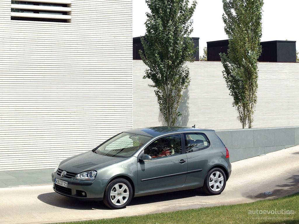 Volkswagen Golf V 3 Doors Specs 2003 2004 2005 2006