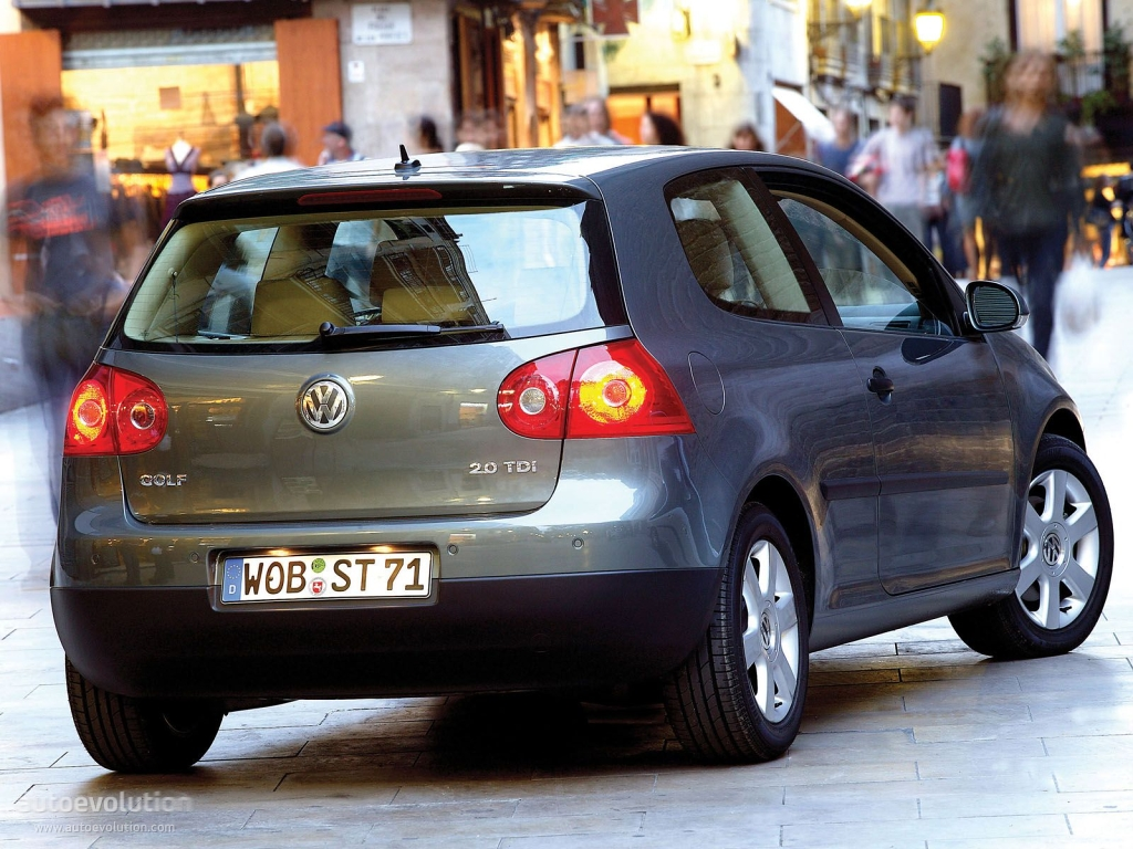 volkswagen golf v 3 doors specs 2003 2004 2005 2006. Black Bedroom Furniture Sets. Home Design Ideas