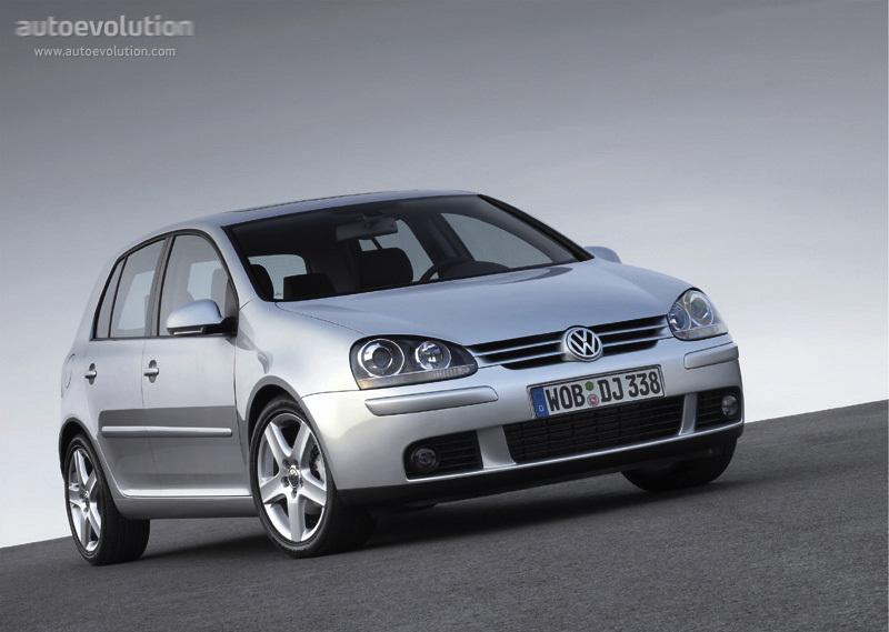 Volkswagen Golf V 5 Doors 2003 2004 2005 2006 2007