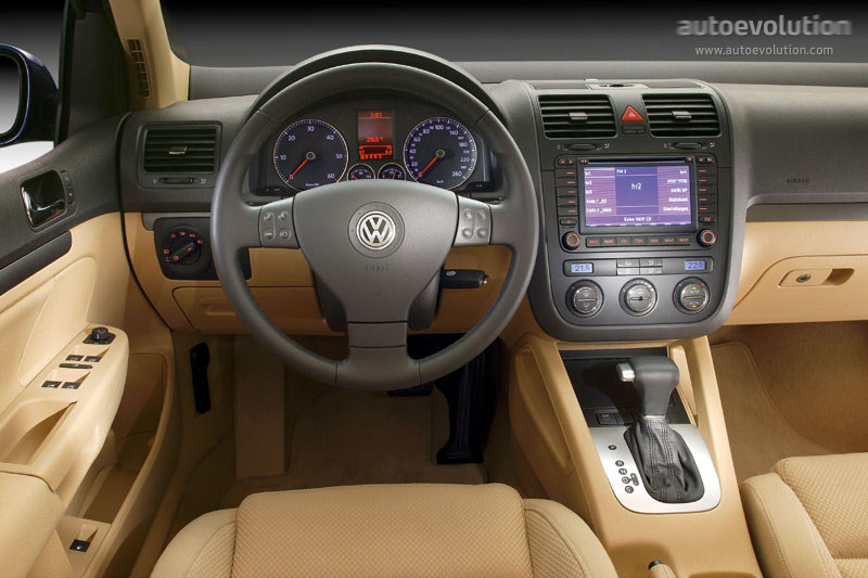 Volkswagen golf v 5 doors specs 2003 2004 2005 2006 for Interieur golf 5