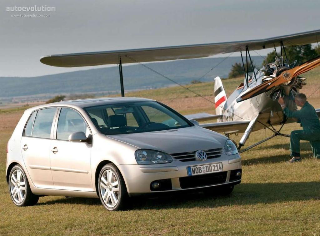VOLKSWAGEN Golf V 5 Doors specs & photos - 2003, 2004, 2005