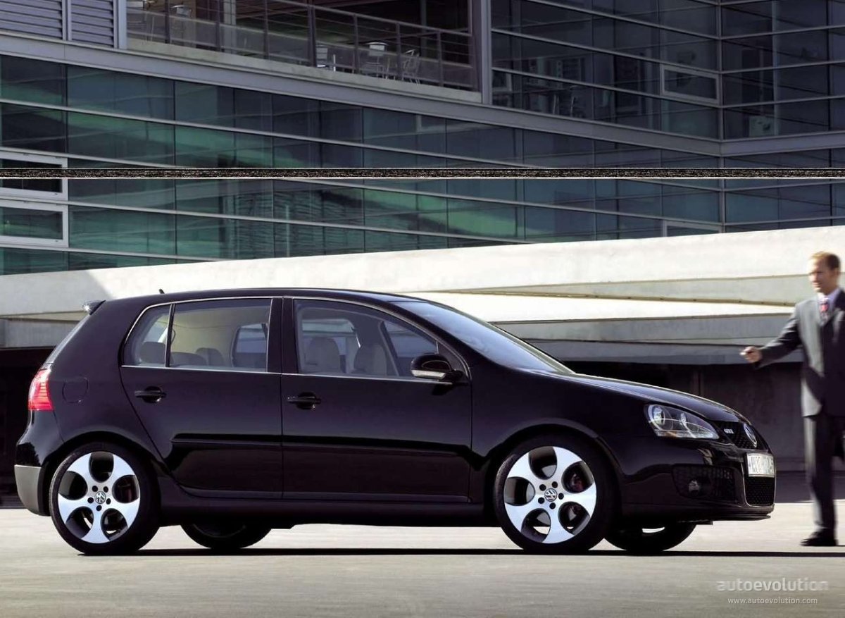 volkswagen golf v gti 5 doors specs photos 2004 2005. Black Bedroom Furniture Sets. Home Design Ideas