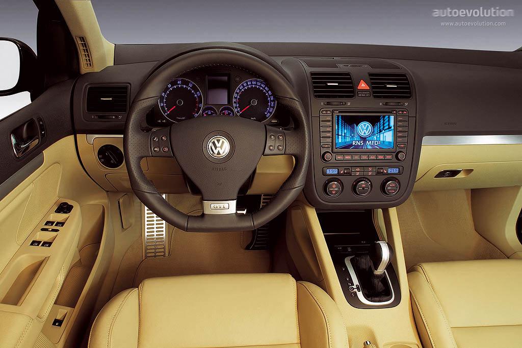 VOLKSWAGEN Golf V GTI 3 Doors specs & photos - 2004, 2005 ...