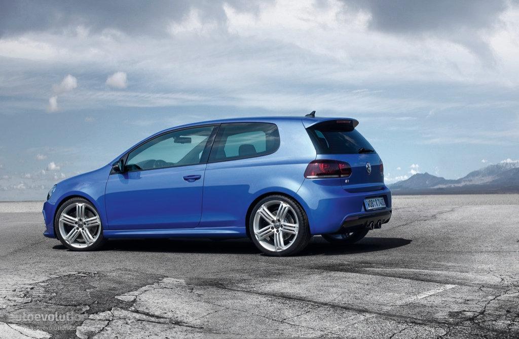 Volkswagen Golf Vi R 3 Doors 2009 2010 2011 2012