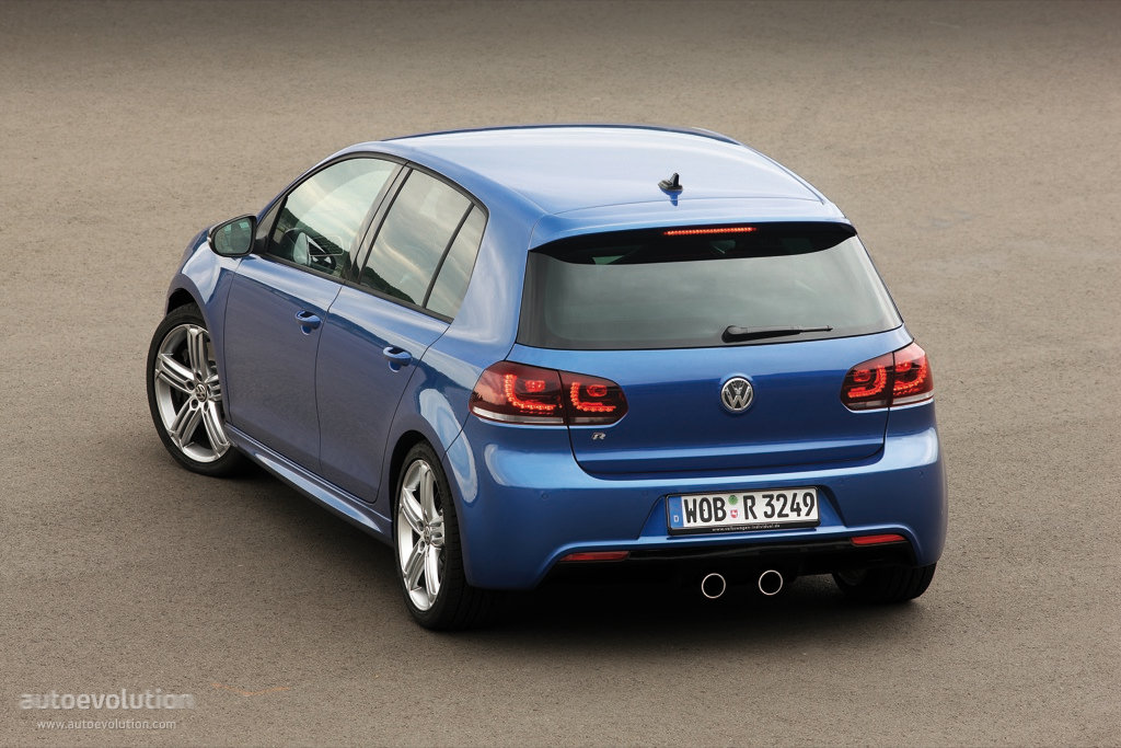 volkswagen golf vi r 5 doors specs 2009 2010 2011 2012 2013 autoevolution. Black Bedroom Furniture Sets. Home Design Ideas