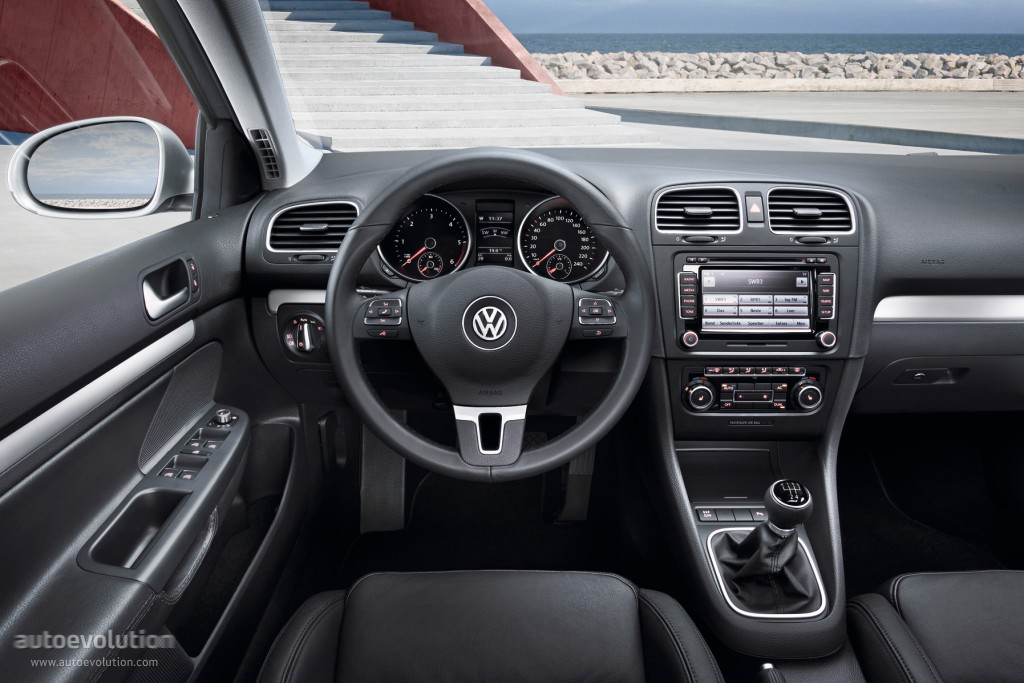 Volkswagen golf vi variant specs 2009 2010 2011 2012 for Interieur golf 4