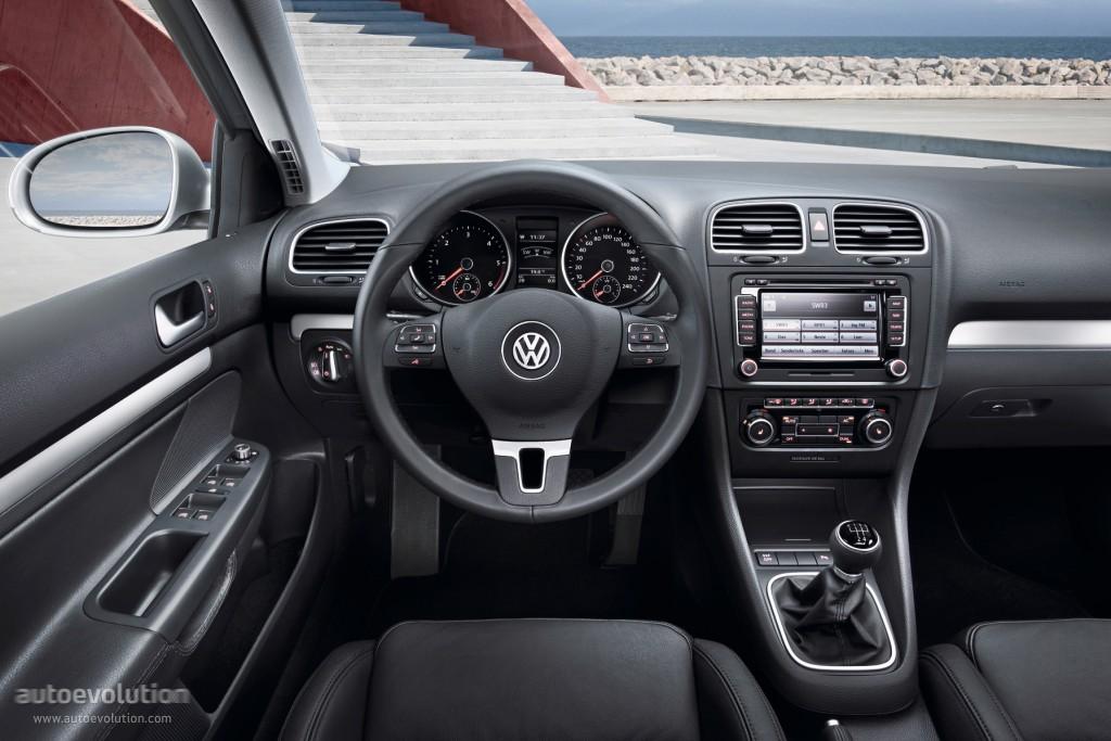 Volkswagen golf vi variant specs 2009 2010 2011 2012