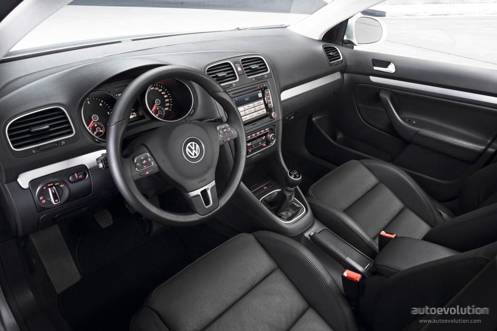Volkswagen Golf Vi Variant 2009 2010 2011 2012 2013