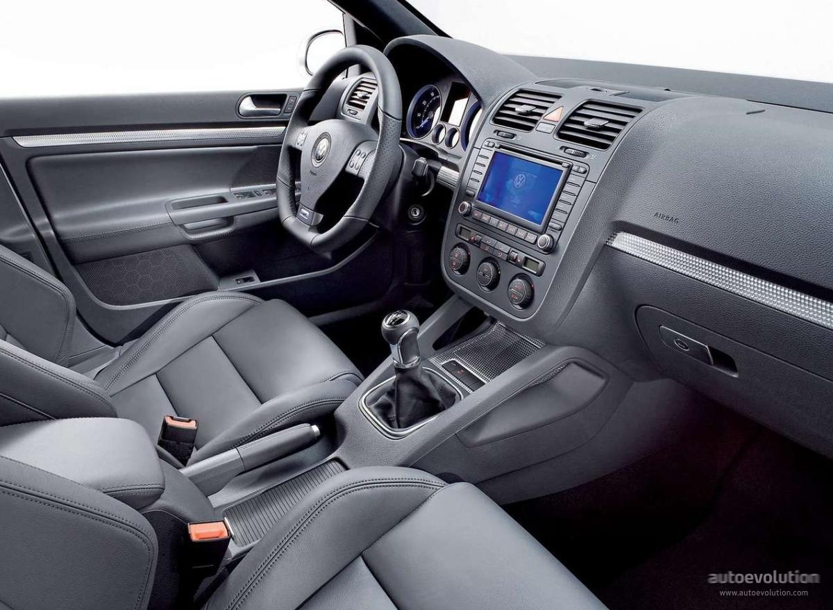 ... VOLKSWAGEN Golf V R32 5 Doors (2005 - 2008)
