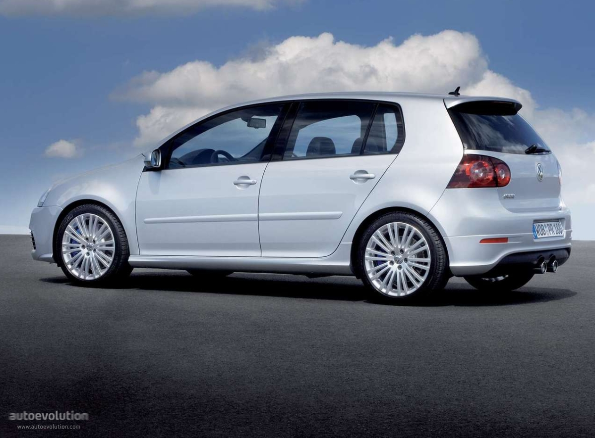 volkswagen golf v r32 5 doors specs photos 2005 2006. Black Bedroom Furniture Sets. Home Design Ideas