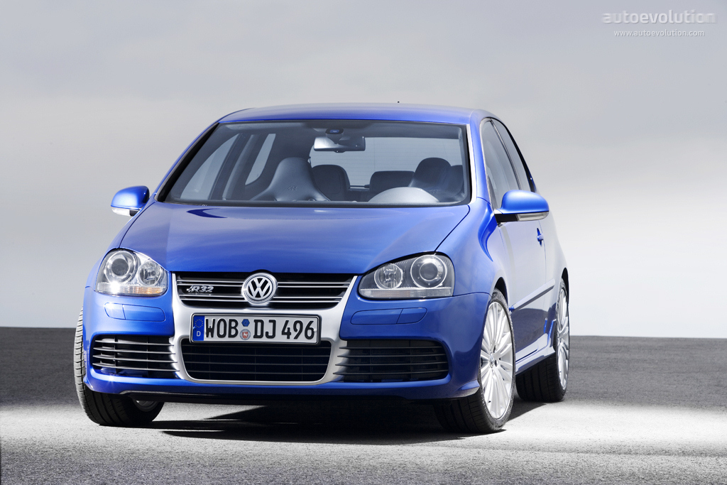 volkswagen golf v r32 3 doors specs 2005 2006 2007 2008 autoevolution. Black Bedroom Furniture Sets. Home Design Ideas