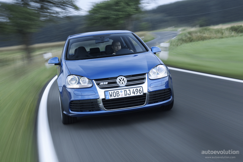 Volkswagen Golf V R32 3 Doors Specs Photos 2005 2006 2007