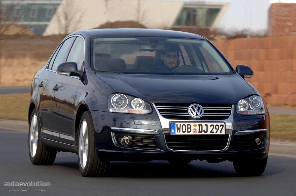 Volkswagen Jetta 2005 2006 2007 2008 2009 2010