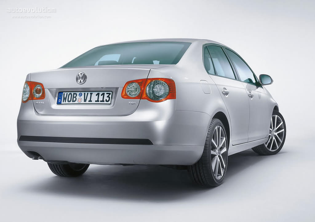 VOLKSWAGEN Jetta specs - 2005, 2006, 2007, 2008, 2009, 2010, 2011 - autoevolution