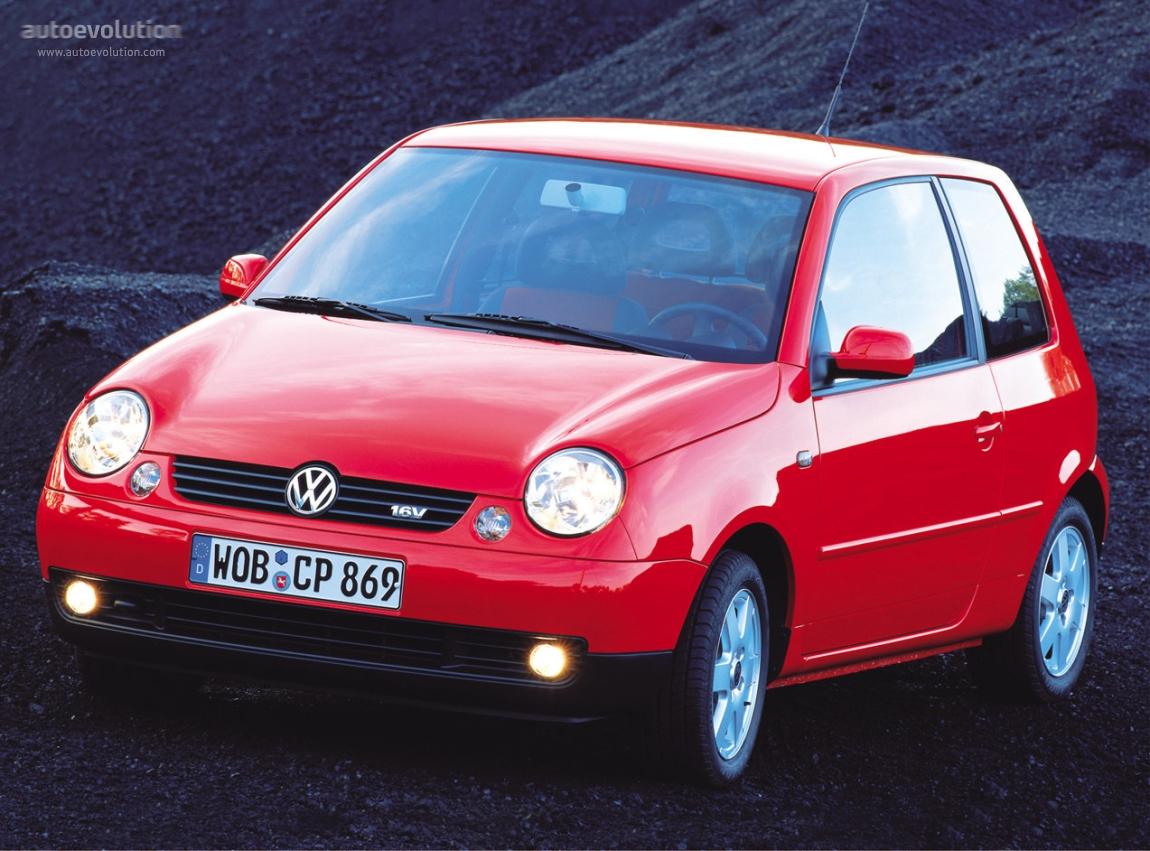 Volkswagen Lupo 1998 1999 2000 2001 2002 2003 2004