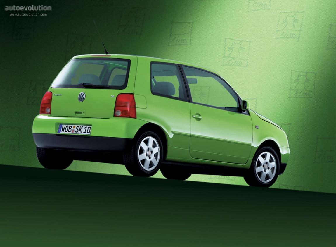 Volkswagen Lupo Specs 1998 1999 2000 2001 2002 2003