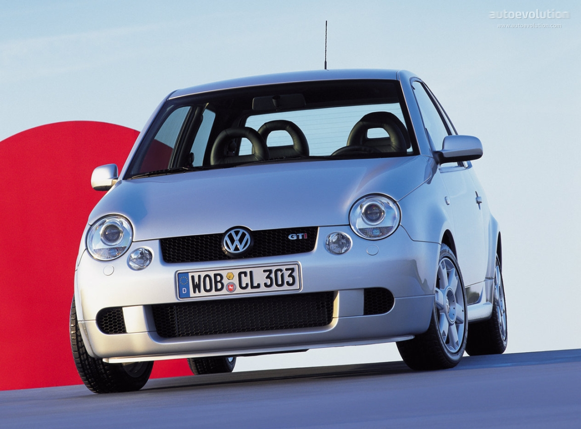 VOLKSWAGEN Lupo GTI specs & photos - 2002, 2003, 2004, 2005 - autoevolution