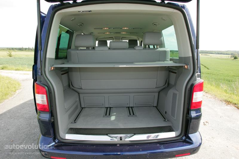 Volkswagen Multivan Specs 2003 2004 2005 2006 2007