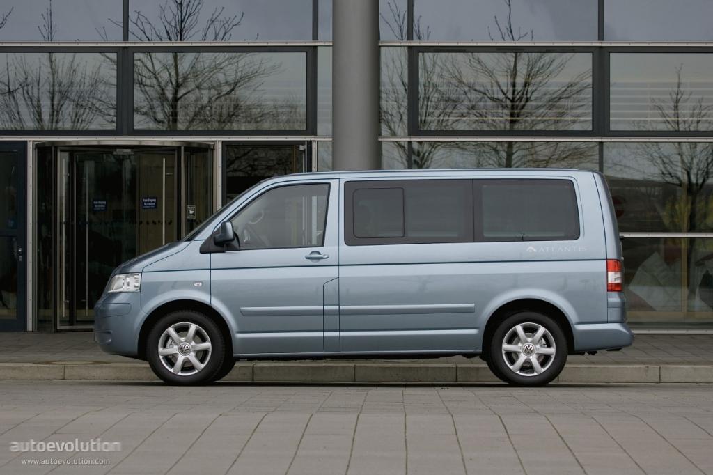 Volkswagen Multivan Specs Amp Photos 2003 2004 2005