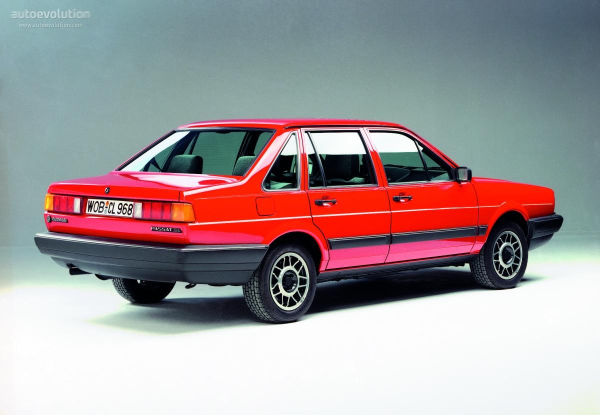 Volkswagen Passat 1981 1982 1983 1984 1985 1986